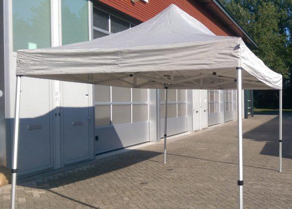 Huren 3x4.5 easy up tent huren Partytentverhuur Twente
