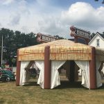 Ruime gezellige Beachbar te huur - Partytentverhuur Twente