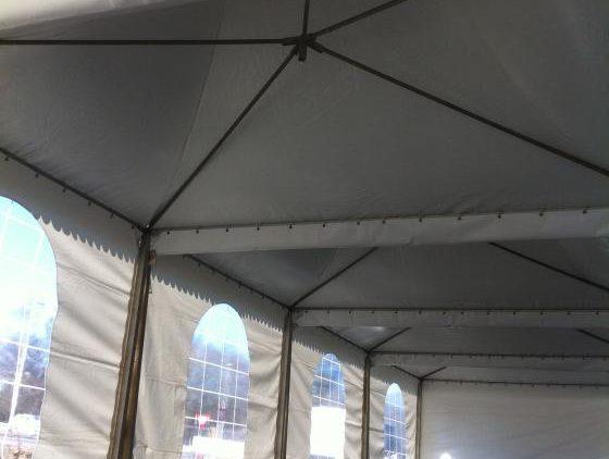 Pagode tent 3x4 meter huren Almelo