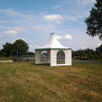 Pagode tent 3x4 meter huren Twente