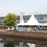 Ronde pagode tent huren Twente