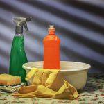 partytent schoonmaken